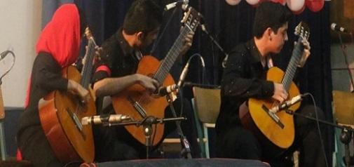 آموزشگاه موسیقی لیوا
