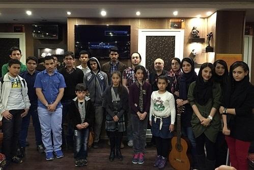 آموزشگاه موسیقی سکوت
