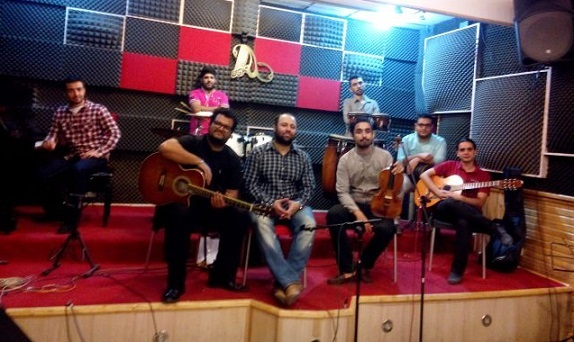 آموزشگاه موسیقی عرفان کهن