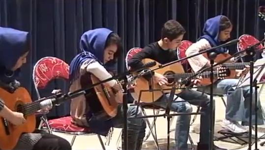 آموزشگاه موسیقی طنین ساز