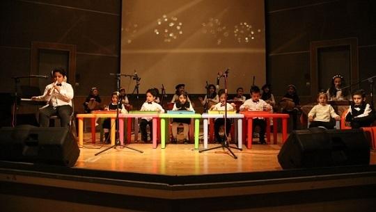 آموزشگاه موسیقی مهر شرق