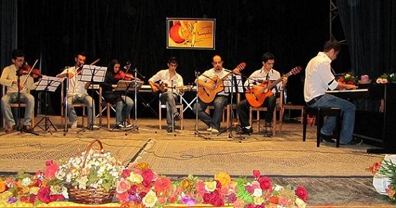 آموزشگاه موسیقی نکیسا ساری
