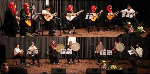 آموزشگاه موسیقی چکاد
