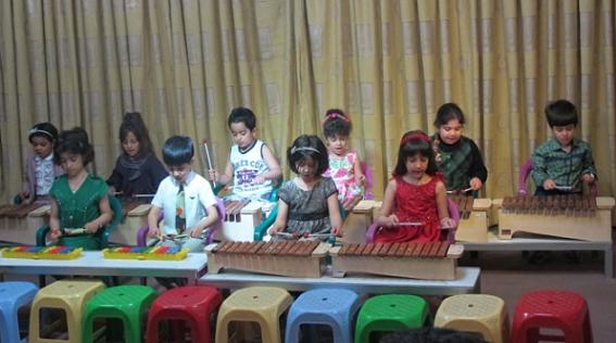 هوچین- آموزشگاه موسیقی سارنگ