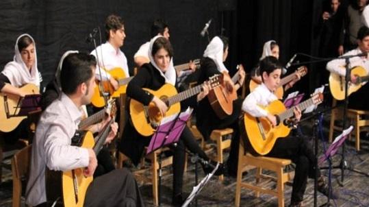 آموزشگاه موسیقی طنین ارومیه- هوچین