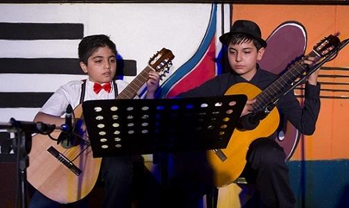 آموزشگاه موسیقی باریتون- هوچین