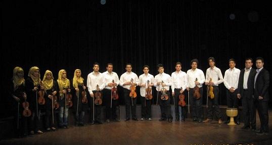 آموزشگاه موسیقی نغمه دل- هوچین