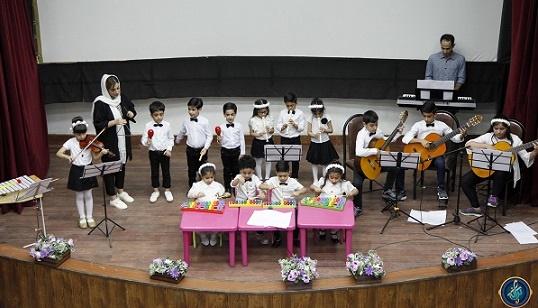 آموزشگاه موسیقی ترانه بوشهر- هوچین
