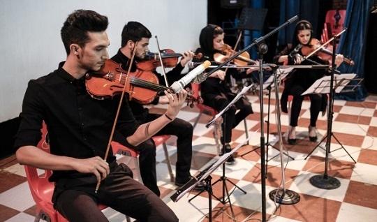مدرسه موسیقی گچساران، کهکیلویه و بویر احمد- هوچین
