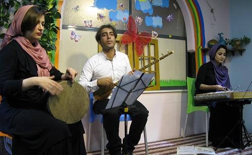 آموزشگاه موسیقی هماهنگ- هوچین
