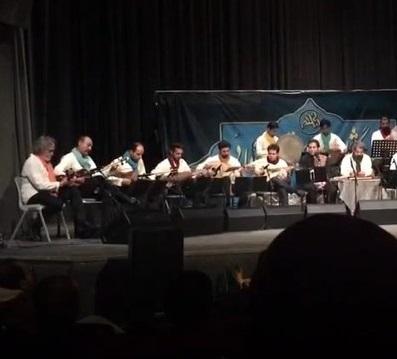 آموزشگاه موسیقی سپاهان سینا