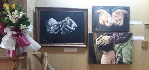 آموزشگاه نقاشی سارنگ - هوچین