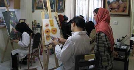 آموزشگاه نقاشی ایکاروس - هوچین