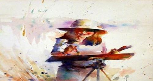 آموزشگاه نقاشی پرواز رنگها - هوچین