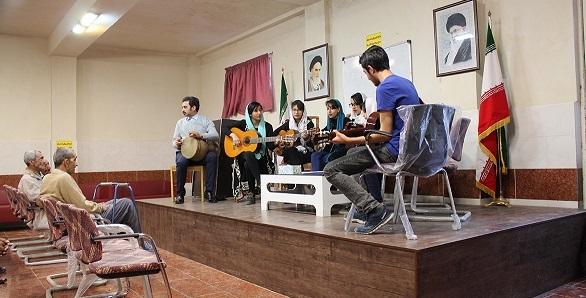 آموزشگاه موسیقی اردیبهشت شیراز- هوچین