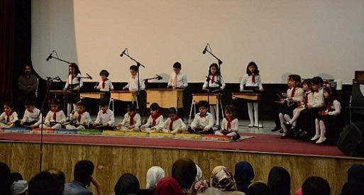 آموزشگاه موسیقی آوای کهن- هوچین