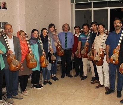 آموزشگاه موسیقی ترانه ساز