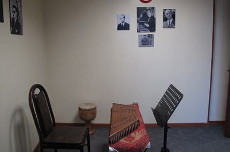 آموزشگاه موسیقی بیداد همایون- هوچین