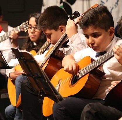 آموزشگاه موسیقی گام نو