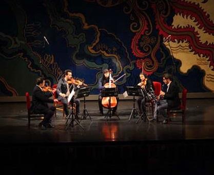 آموزشگاه موسیقی سازخانه