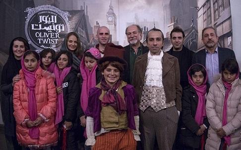 آموزشگاه بازیگری کودک و نوجوان پانیذ- هوچین