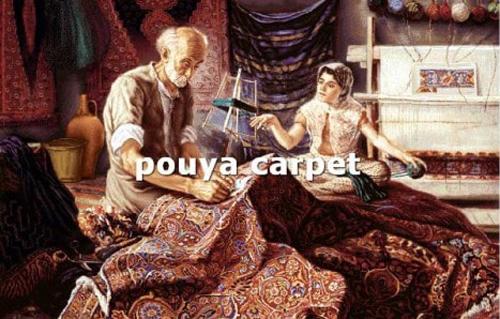 آموزشگاه قالیبافی پویا فرش تبریز - هوچین