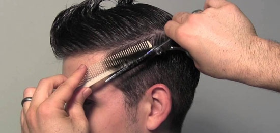 آموزشگاه آرایشگری 20 قیچی-هوچین