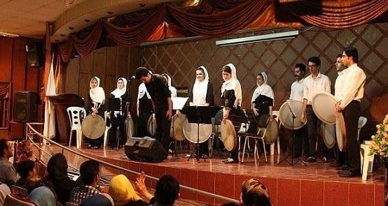 آموزشگاه موسیقی آرش سبزه میدان رشت- هوچین