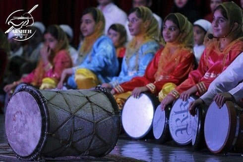 آموزشگاه موسیقی آرشه شیراز- هوچین