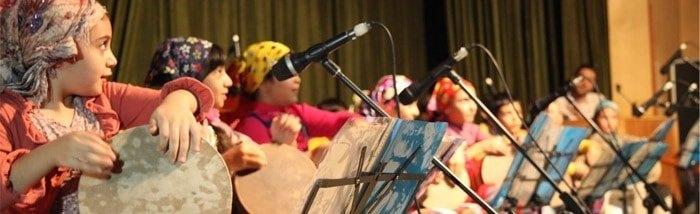 آموزشگاه موسیقی آکورد، تهرانپارس- هوچین