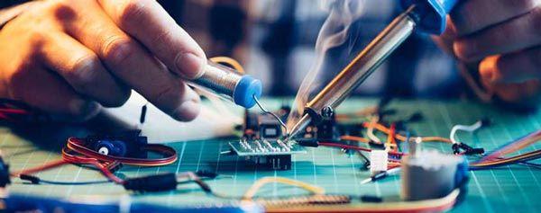 آموزشگاه مهارتی فنون برق-هوچین