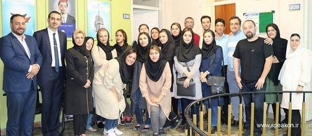 آموزشگاه زبان اسپیکان یوسف آباد، صادقیه- هوچین