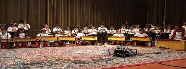 آموزشگاه موسیقی آوا، چهار راه طالقانی کرج- هوچین