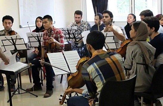 آموزشگاه موسیقی سرو، شهرک گلستان- هوچین