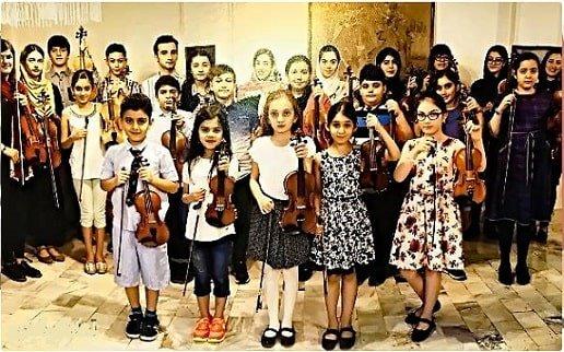 آموزشگاه موسیقی هنرگاه موسیقی زعفرانیه- هوچین