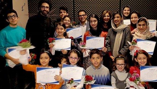 آموزشگاه موسیقی شیدا مرزداران- هوچین