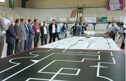 آموزشگاه رباتیک نیکان کاپ، مازندران، بابل- هوچین
