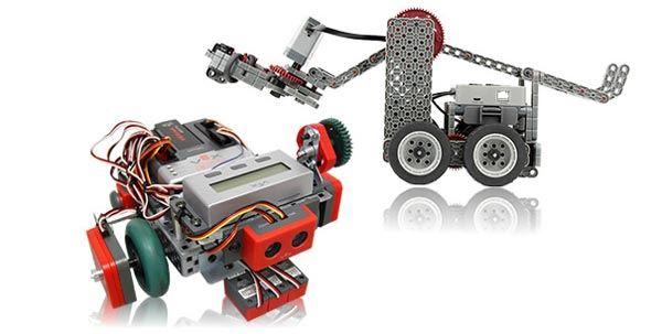 آموزشگاه رباتیک پژوهش-هوچین