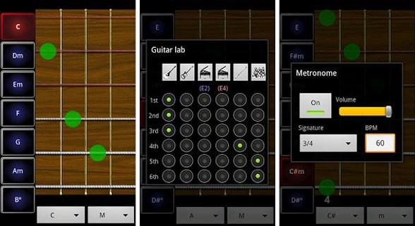 اپلیکیشن Robotic Guitarist Free- هوچین