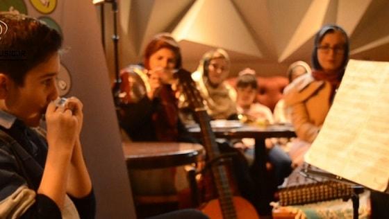 آموزشگاه موسیقی چهار فصل، کنسرت هنرجویی، طاها ستاری- هوچین