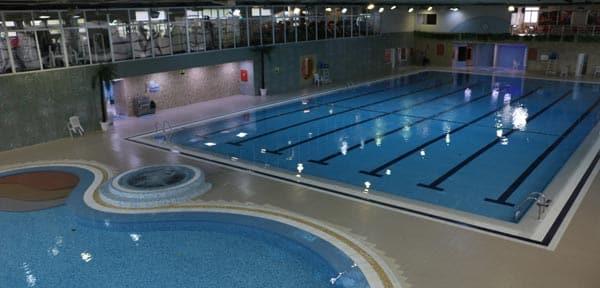 مجموعه ورزشی سازمان آب-هوچین