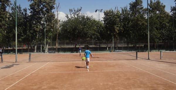 باشگاه آریا تنیس-هوچین