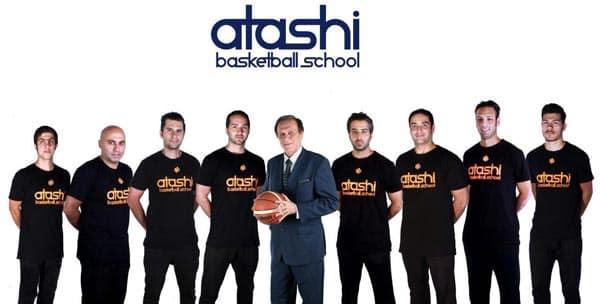 مدرسه بسکتبال آتشی-هوچین