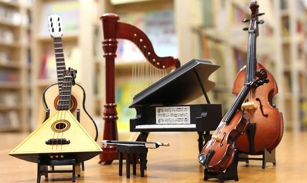 آموزشگاه موسیقی آرشه-هوچین