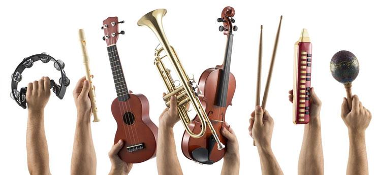 بهترین آموزشگاه موسیقی