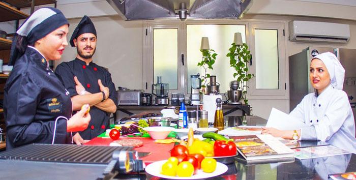 آموزشگاه آشپزی ساناز سانیا