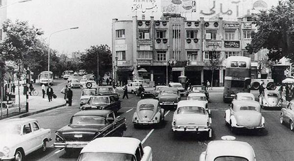 تاریخچه گواهینامه رانندگی در ایران