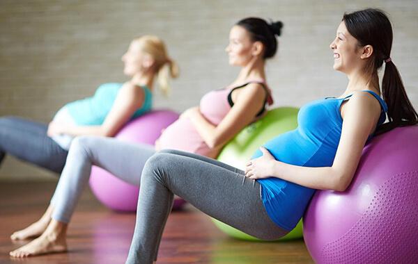 ورزش هنگام بارداری
