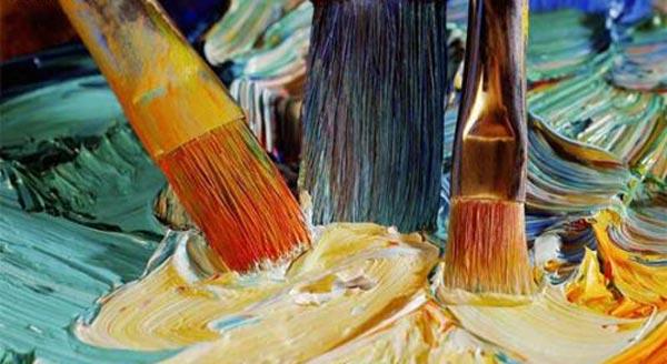 آموزشگاه هنرهای تجسمی پرواز رنگها