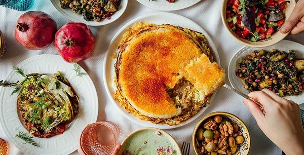 آموزشگاه آشپزی پانیذ تبریز